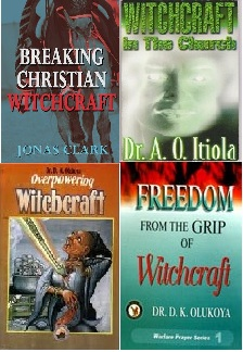 books on Witchcraft